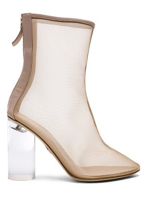 Brother Vellies Mesh Bianca Boots