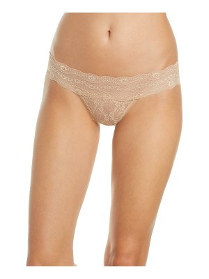 B.Tempt'D By Wacoal b.temptd by wacoal lace kiss bikini
