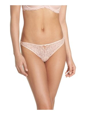 B.Tempt'D By Wacoal lace thong