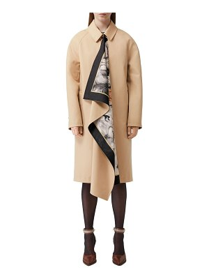 Burberry Cotton twill trench coat