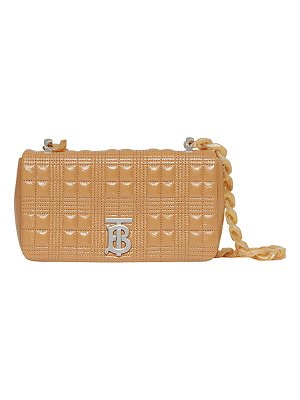 Burberry Lola Small Quilted Lambskin Shoulder Bag