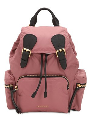 Burberry Medium the rucksack nylon backpack