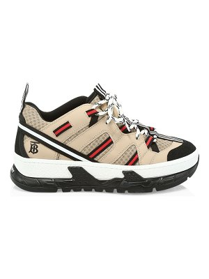 Burberry rs5 chunky leather sneakers