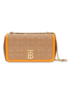Burberry Sm lola leather shoulder bag