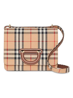 Burberry Small d-ring  shoulder bag