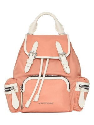 ce8a8ad65f72 MICHAEL Michael Kors ·  extra Small Rhea Zip  Leather Backpack · Burberry  small rucksack nylon backpack. Burberry small rucksack nylon backpack