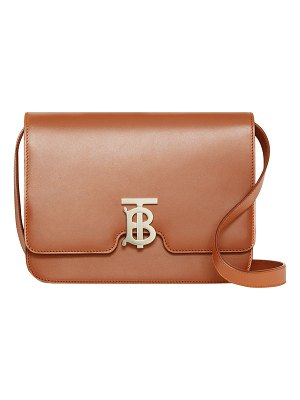Burberry Smooth Medium Shoulder Bag