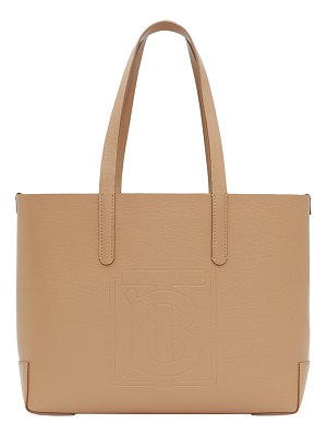 Burberry TB Embossed Medium Tote Bag