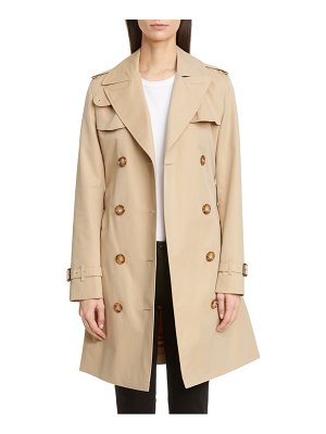 Burberry the islington cotton trench coat