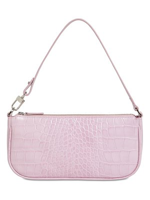 by FAR Rachel croc embossed leather bag