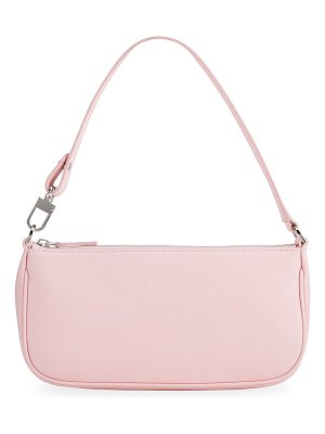 by FAR Rachel Leather Shoulder Bag