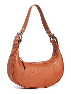 by FAR soho cognac grained leather