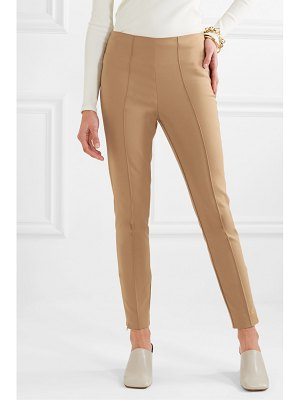 By Malene Birger adelio stretch cotton-blend cady skinny pants
