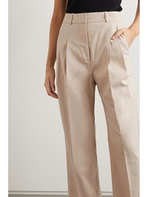 By Malene Birger louisamay woven straight-leg pants