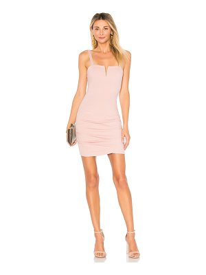 superdown Alma V Wire Mini Dress