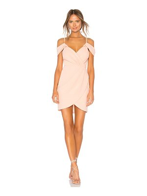 superdown Brenda Draped Dress