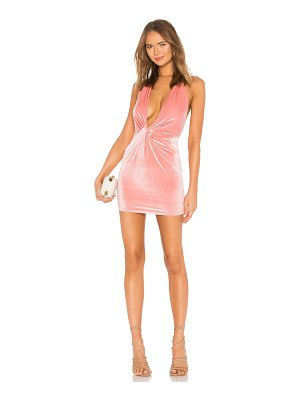 by the way. cecily knot halter dress