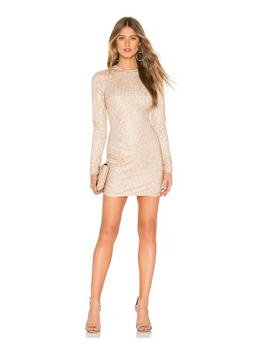 by the way. Evie Sparkle Mini Dress