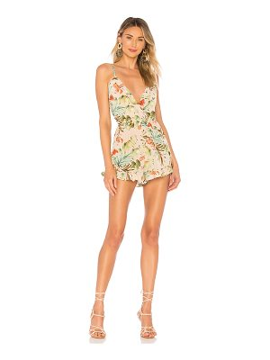 by the way. Kehlani Ruffle Romper
