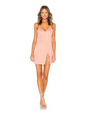 by the way. tenley tie mini dress
