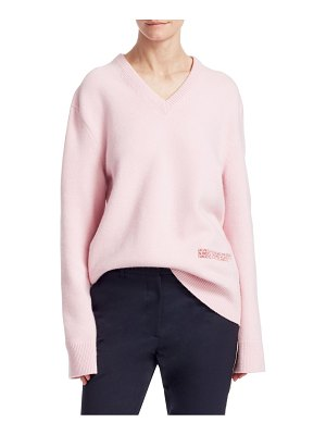 CALVIN KLEIN 205W39NYC long-sleeve sweater
