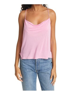 CAMI NYC aggie racerback modal camisole