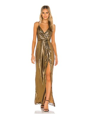 CAMI NYC the frances gown