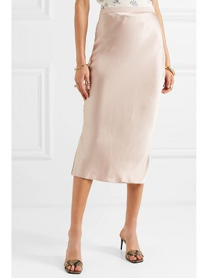 CAMI NYC the jessica silk-charmeuse midi skirt