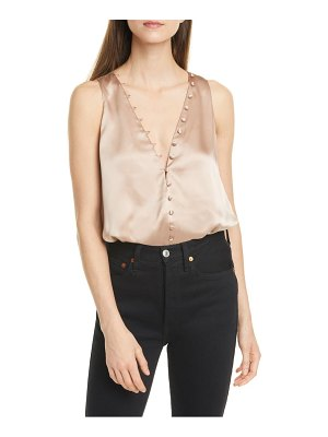 CAMI NYC the lorna silk satin bodysuit