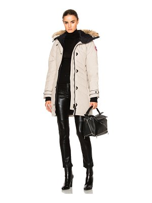 Canada Goose Lorette Parka with Coyote Fur
