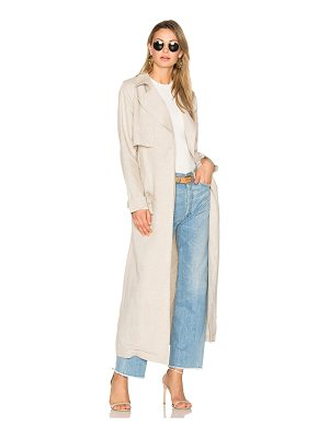 Capulet Bella Unstructured Trench Coat