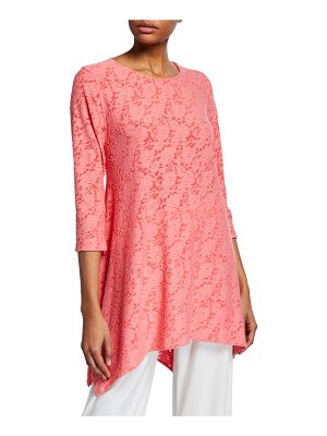 Caroline Rose Rose Garden Knit Swing Tunic