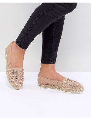 Carvela Kurt Geiger mast leather espadrilles