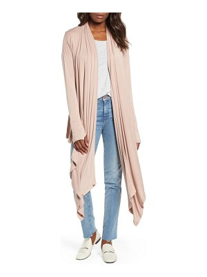 Caslon caslon off-duty long convertible cardigan