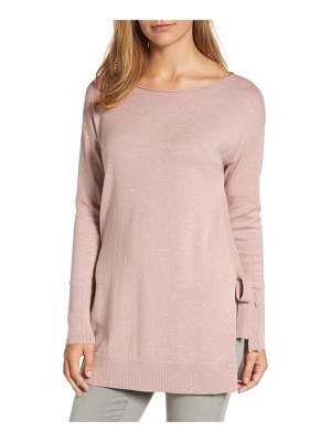 Caslon caslon side tie tunic top