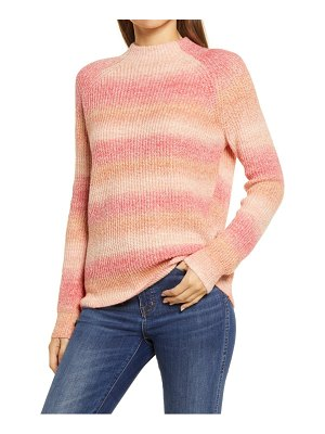 Caslon caslon space dye sweater