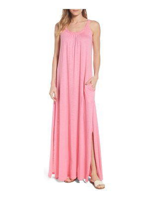 Caslon caslon twist neck maxi dress