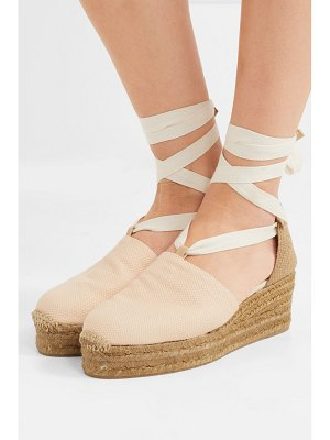Castaner campesina 50 canvas wedge espadrilles
