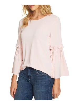 CECE BY CYNTHIA STEFFE Bell Sleeve Knit Top