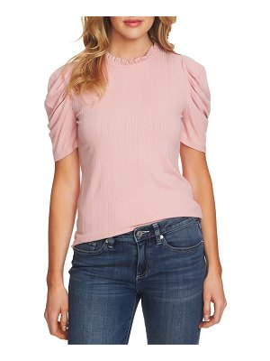 CeCe by Cynthia Steffe puff sleeve top
