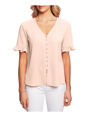 CeCe by Cynthia Steffe ruffle sleeve blouse