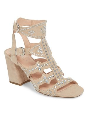 CECELIA NEW YORK Cosmo Studded Sandal