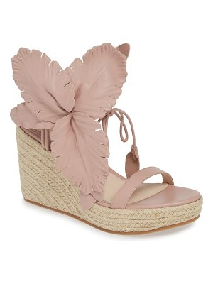CECELIA NEW YORK lily platform wedge sandal