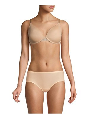 Chantelle c smooth collection full coverage t-shirt bra