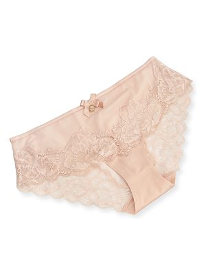 Chantelle Orangerie Lace-Trim Hipster Briefs