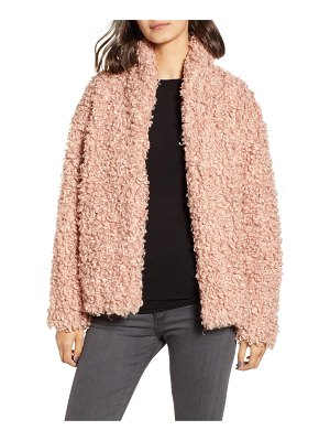 Chelsea28 faux fur coat