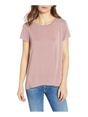 Chelsea28 high/low crewneck tunic
