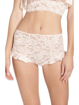 Chelsea28 slow dance ruffle high waist panties