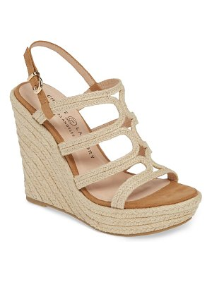 Chinese Laundry milla platform wedge sandal