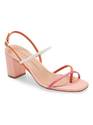 Chinese Laundry yanna strappy sandal